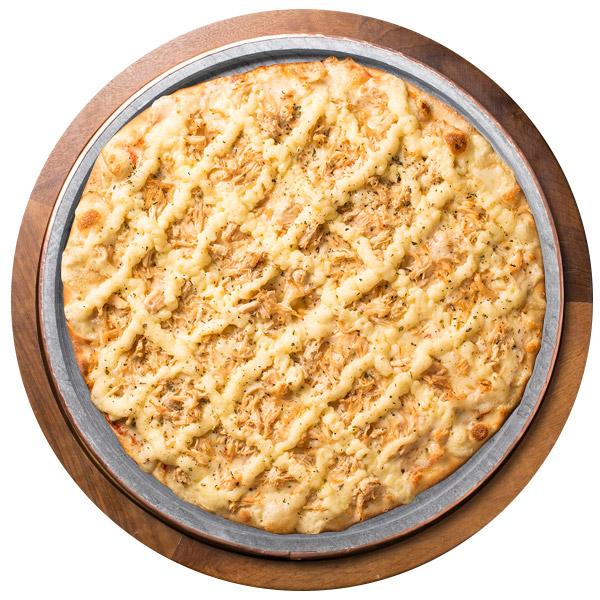 Pizzas de Frango