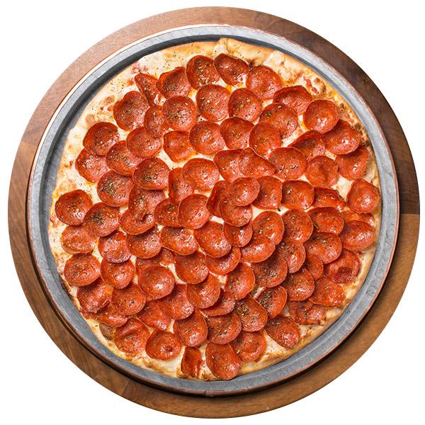 Pizzas de Pepperoni