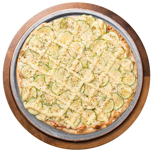 Pizzas de Vegetais