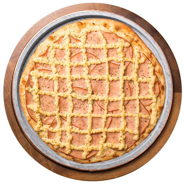 Pizza de CATUPERU SEM GLÚTEN