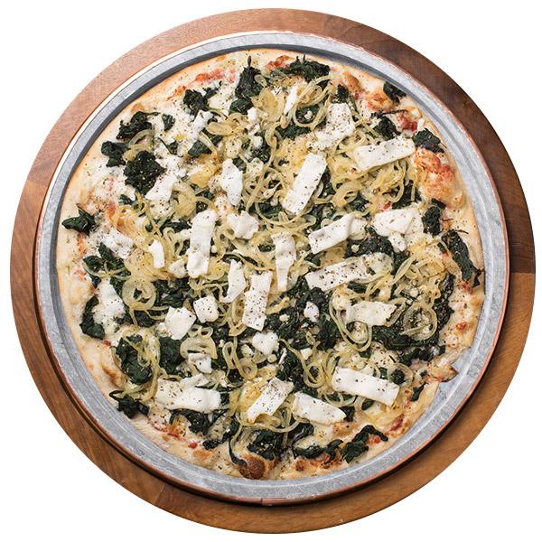 Pizza de ESPARTA SEM GLÚTEN