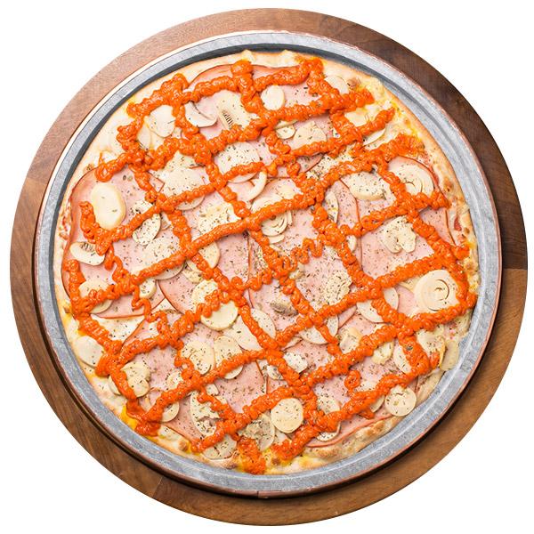 Pizza de ESPECIALE SEM GLÚTEN