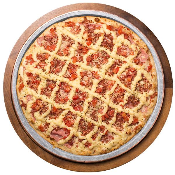 Pizza de FLORENCE SEM GLÚTEN