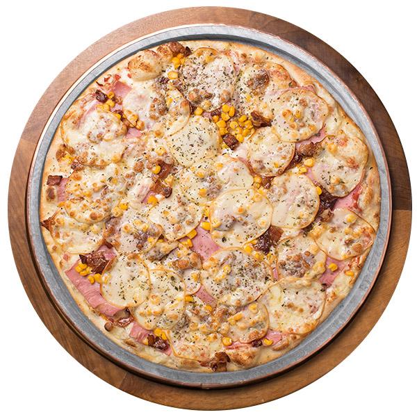 Pizza de IMBITUVENSE SEM GLÚTEN
