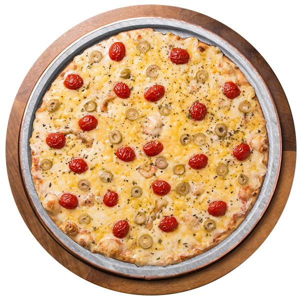 Pizza de MAGNÍFICA SEM GLÚTEN