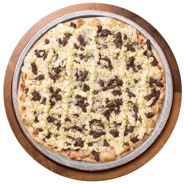 Pizza de MIGNON COM CATUPIRY SEM GLÚTEN