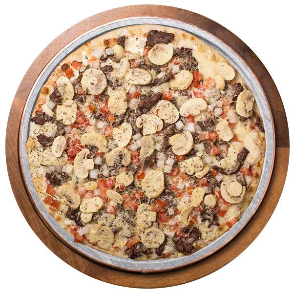 Pizza de MIGNON ESPECIAL SEM GLÚTEN