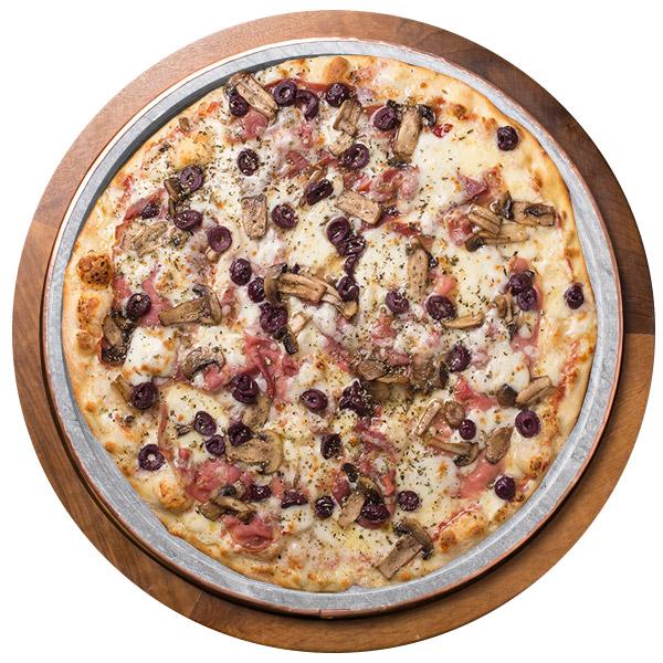 Pizza de PARISIENSE SEM GLÚTEN