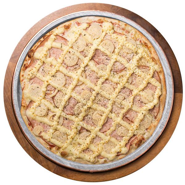 Pizza de PREDILETA SEM GLÚTEN