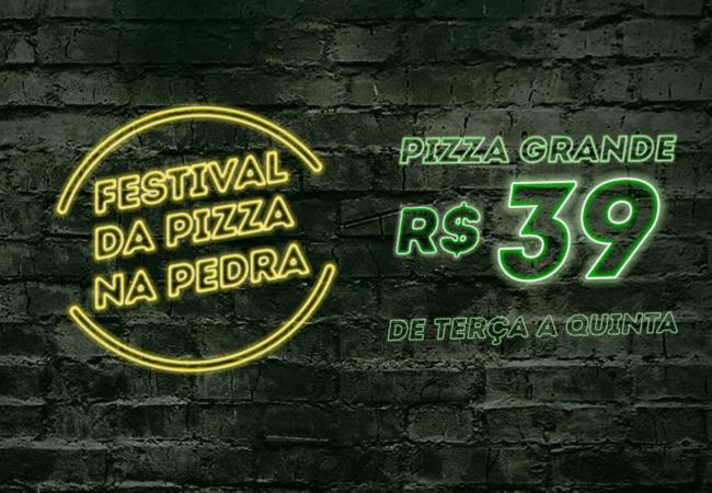 Blog Festival da Pizza na Pedra – Rigani Pizzaria em Curitiba