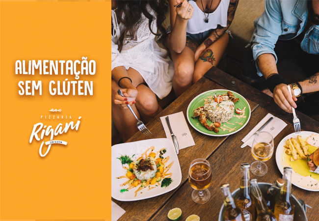 Blog Alimentação sem glúten: O que um intolerante ao glúten pode comer?